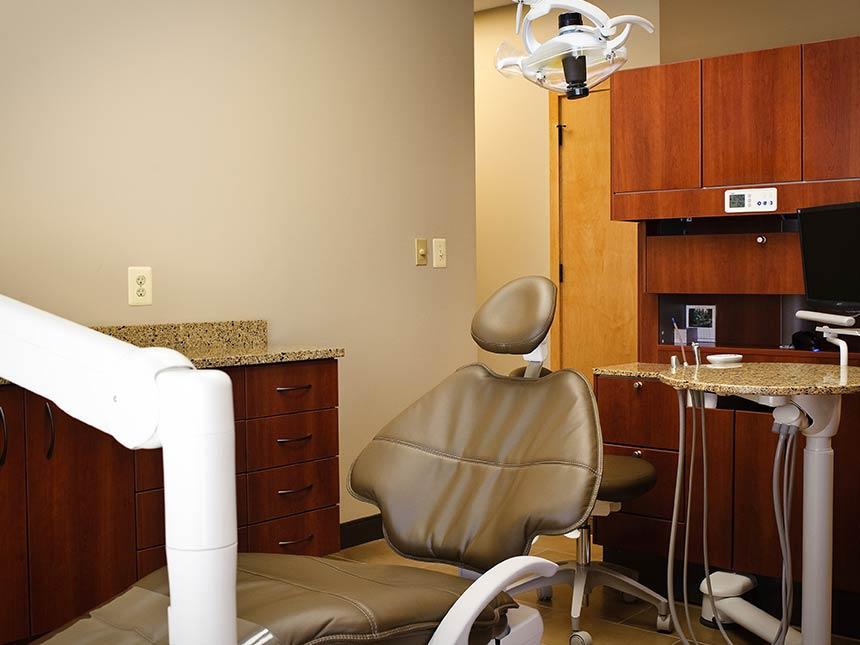 Sheffield Construction Severna Park MD Medical Dental Office